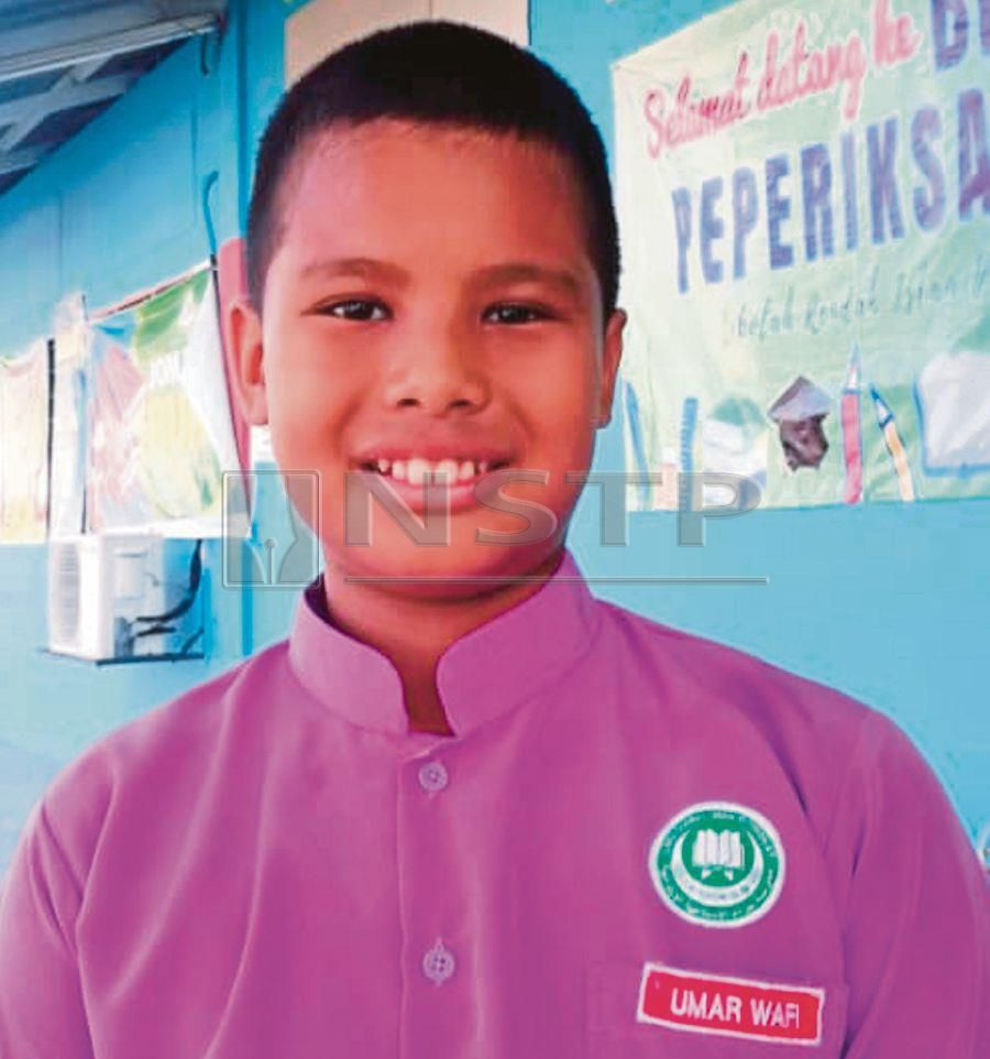 Umar, who is the brain behind the Anti-Bully Notification System.