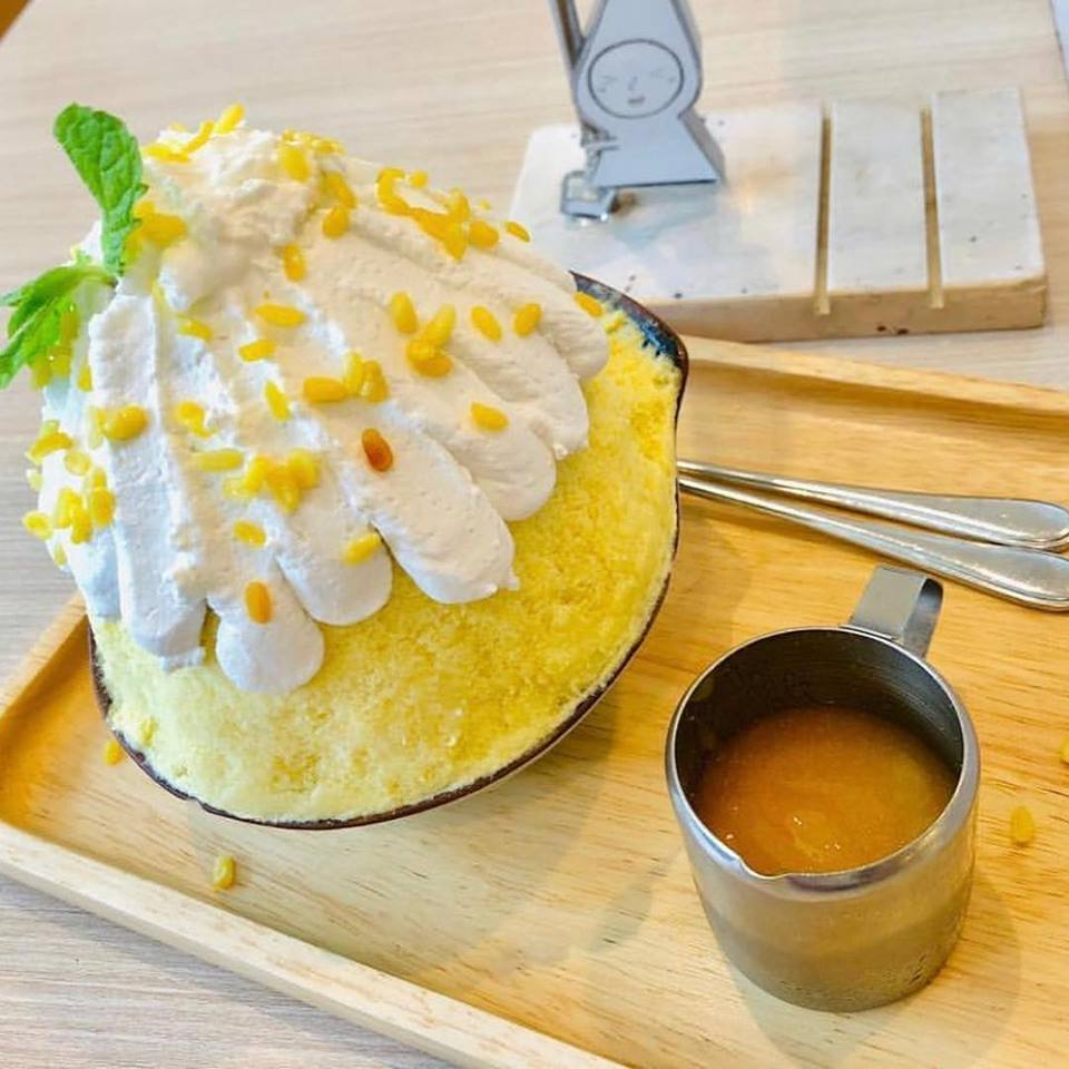 Image from Miru Dessert cafe