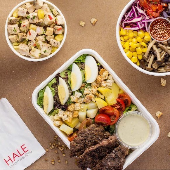 HALE Healthy Fast Food