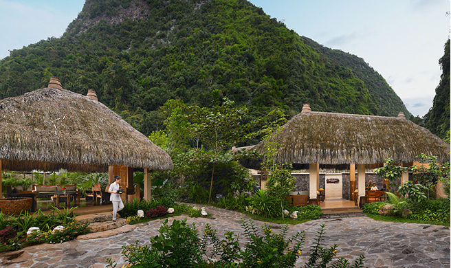the banjaran hotsprings retreat spa and wellness centre
