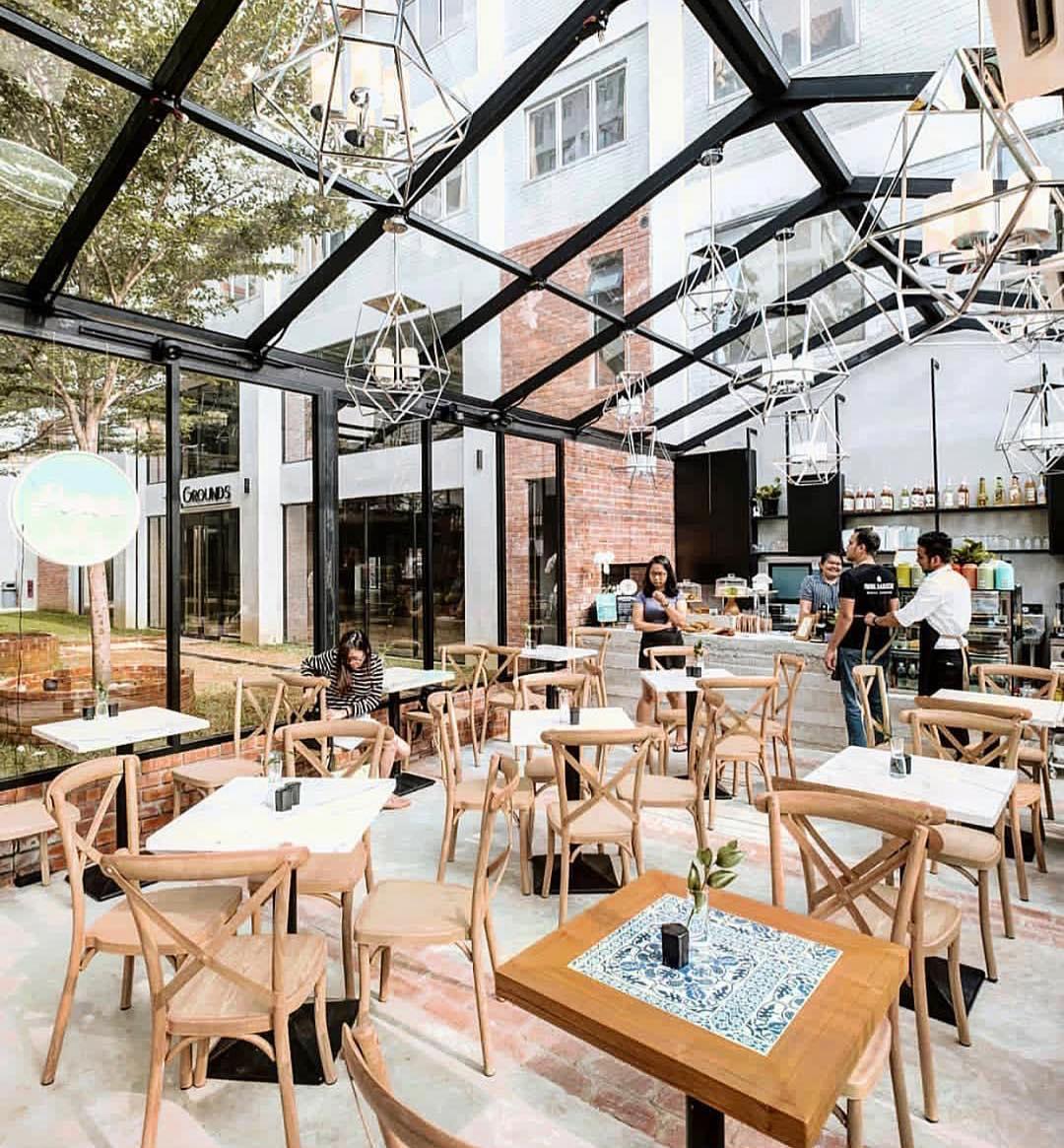 New Cafe 2019 Pokok KL Mahsa College