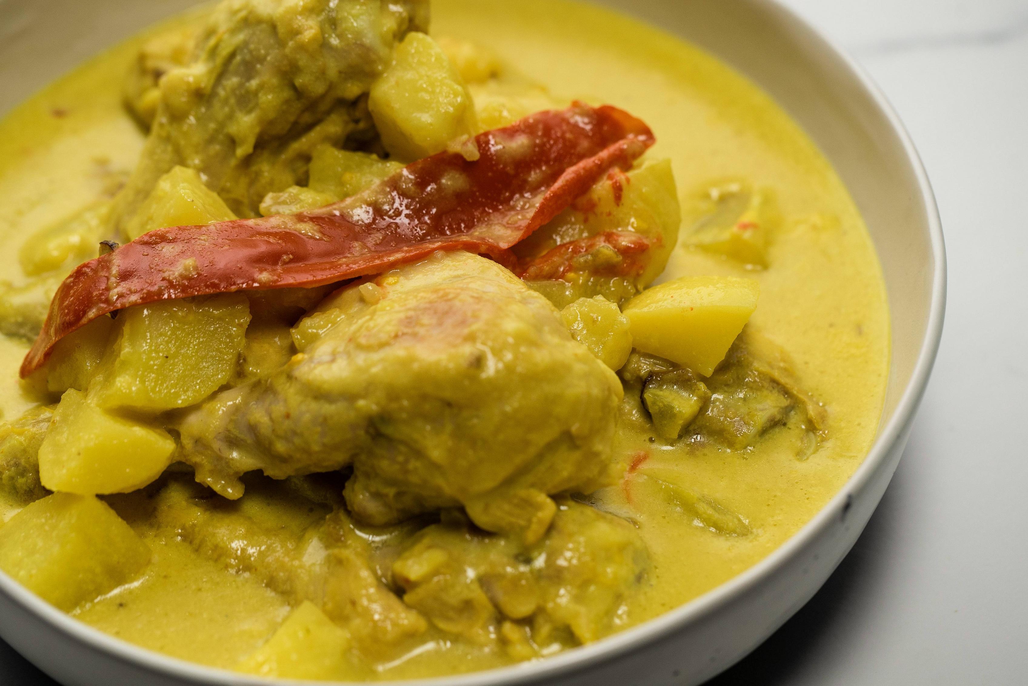 Seismik Makan Resipi Lauk Ayam Masak Lemak Kuning