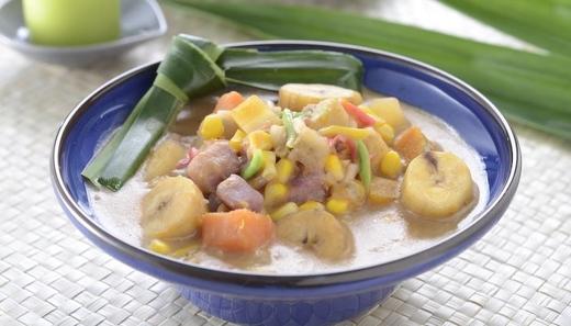 Bubur Caca Chef Hanieliza MyResipi
