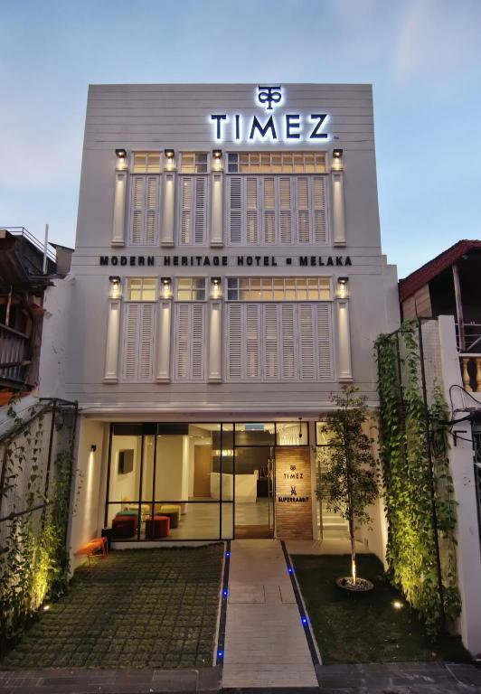 Image from Timez Hotel Malacca