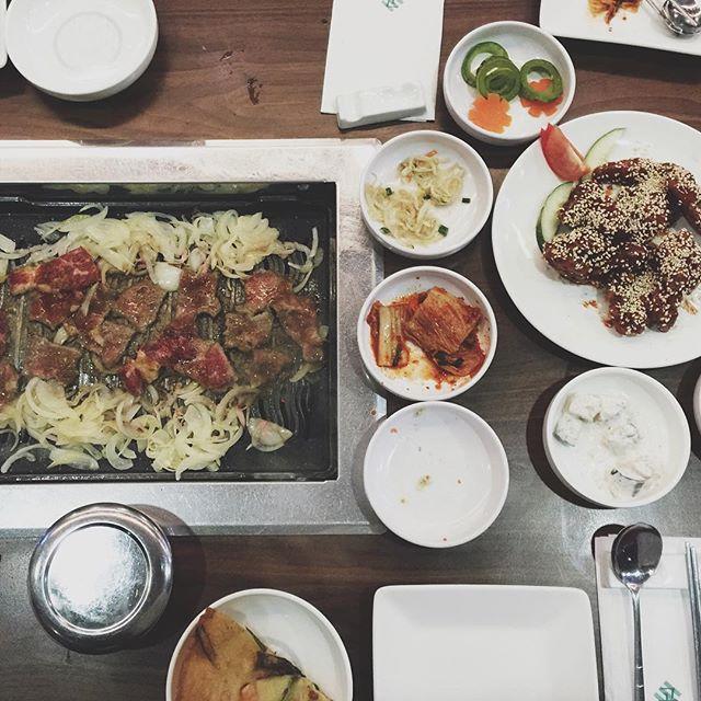 Gogung Korean Restaurant by @marinajuki