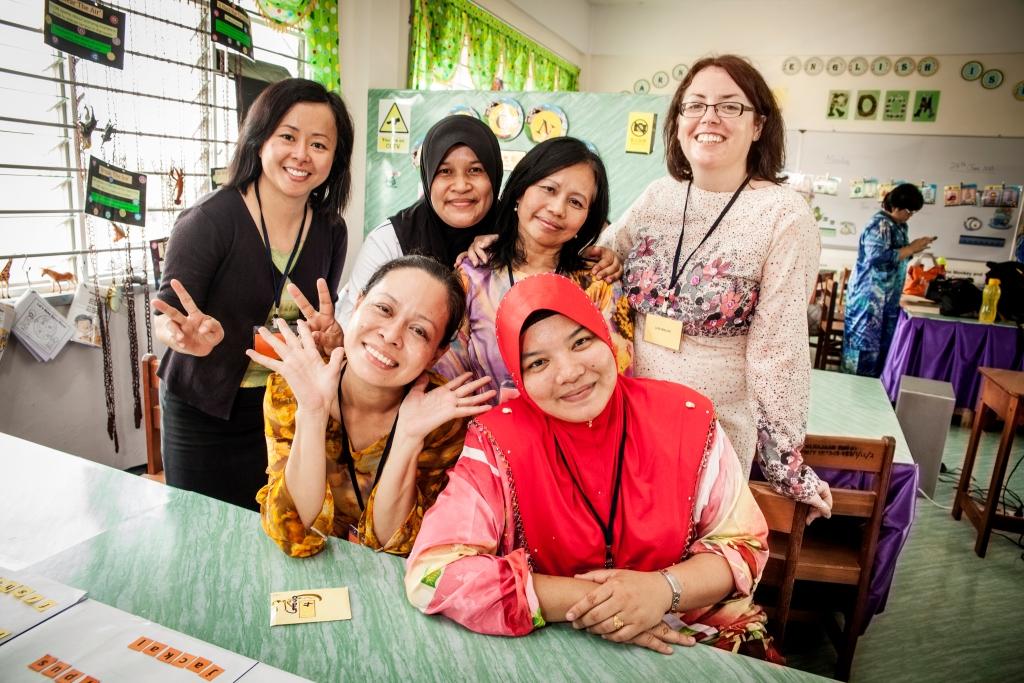 Teachers in Malaysia