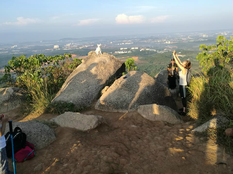 Image from Hiking & Camping Around Malaysia/Facebook