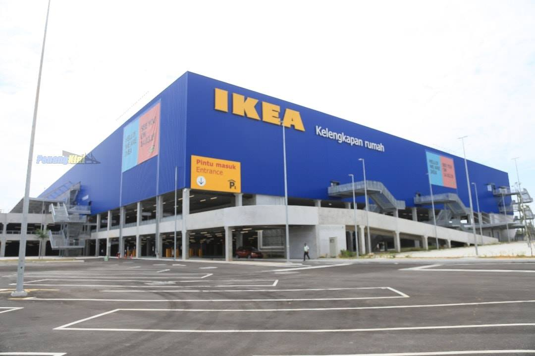 Take A Look Inside IKEA Batu Kawan With 49 Showrooms & 8,000