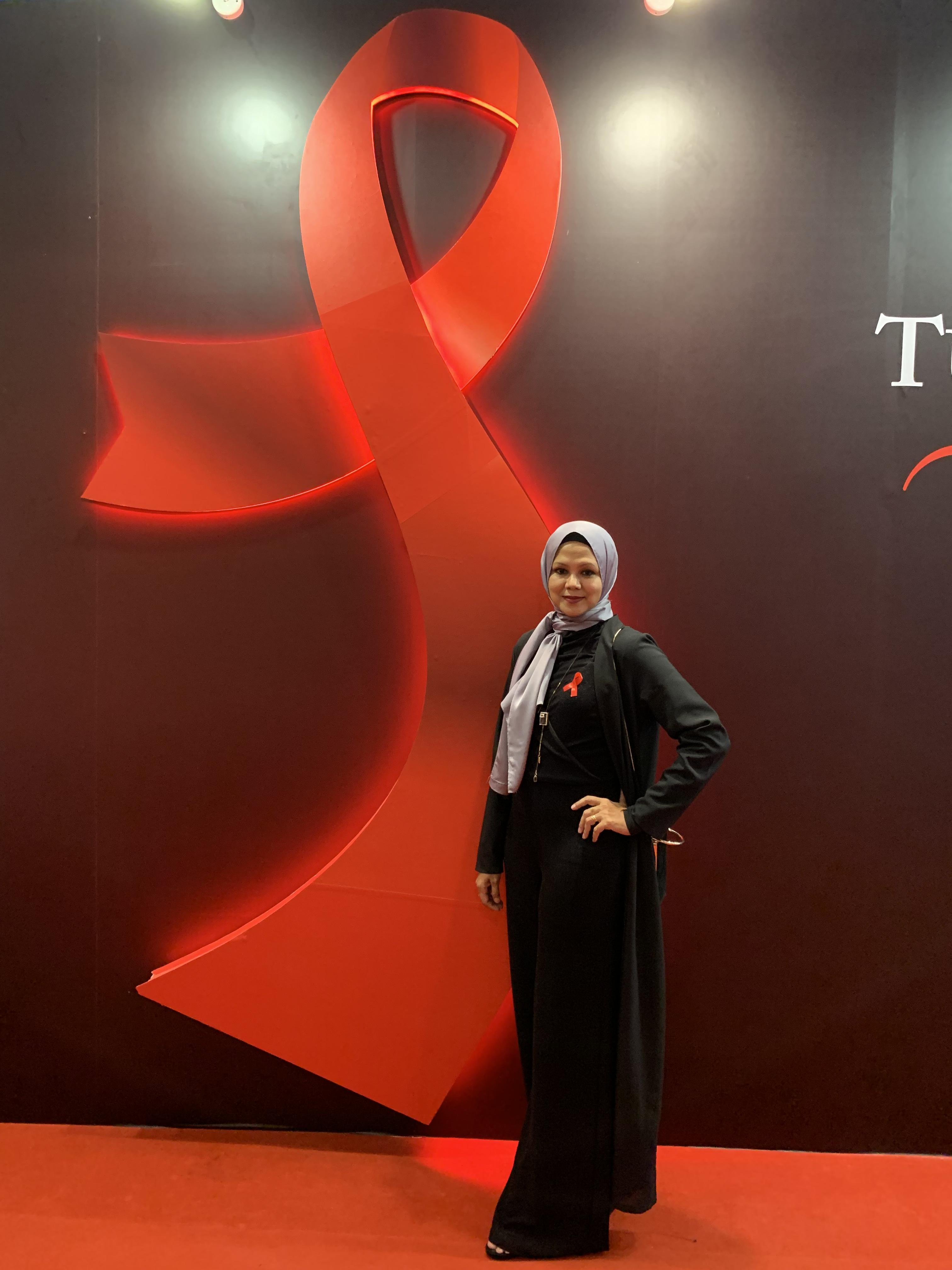 Image from Malaysian AIDS Foundation