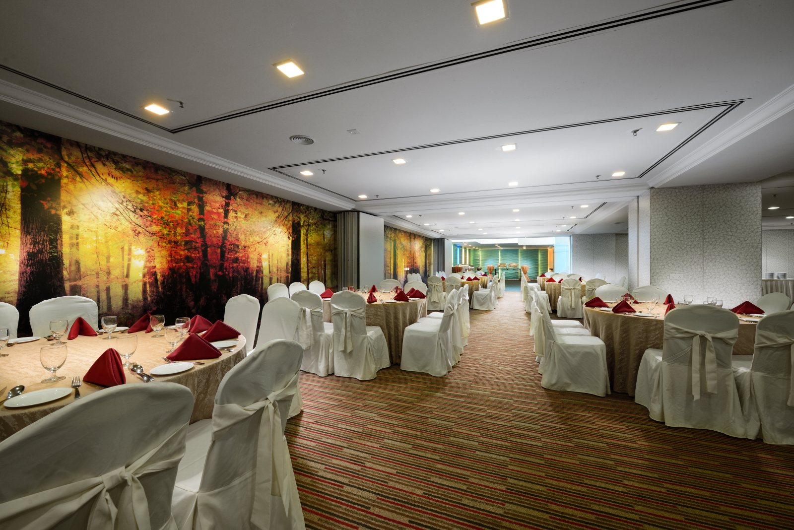 sunway hotel georgetown function room