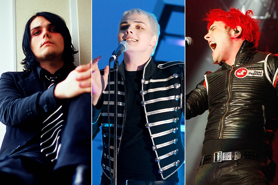 Gerard Way pitched another TV show before 'The Umbrella Academy'