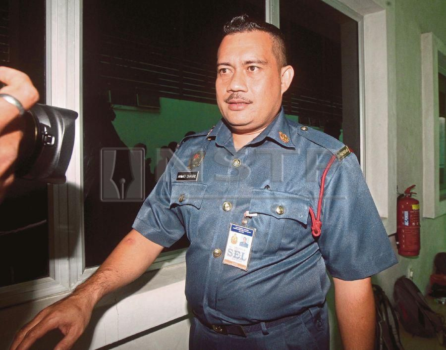 Ahmad Shahril Othman.