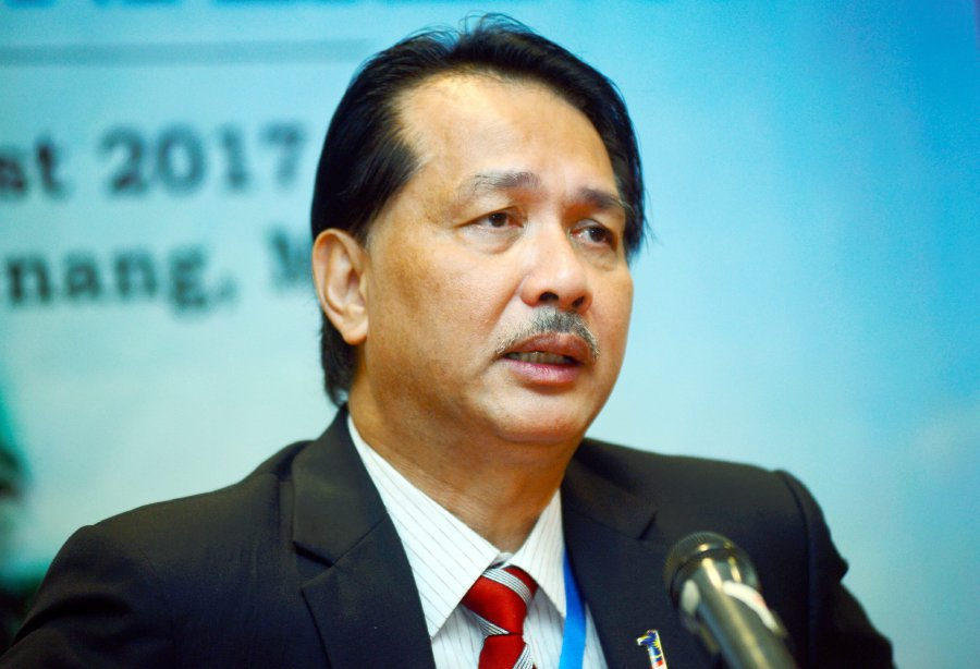 File photo of Health Ministry's director-general Datuk Dr Noor Hisham Abdullah.