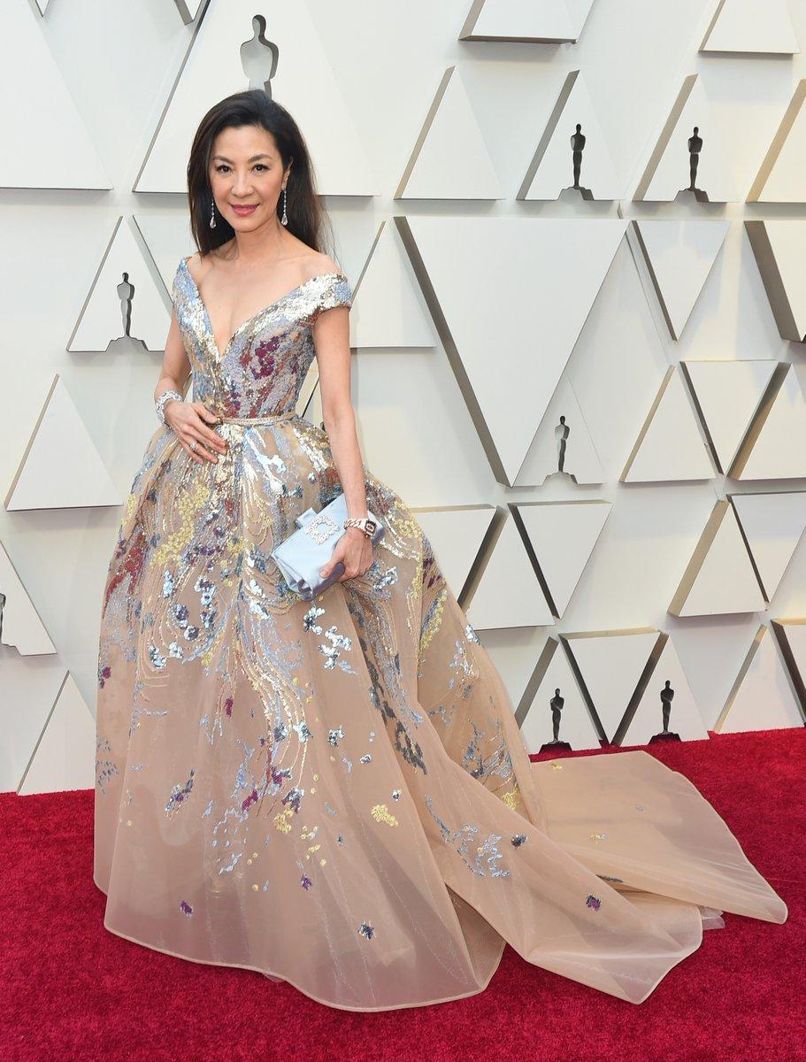 Michelle Yeoh Oscars 2019