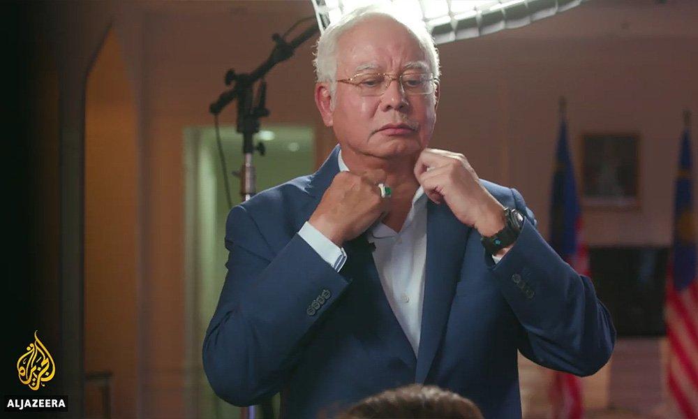 Image from Al Jazeera English / Malaysiakini