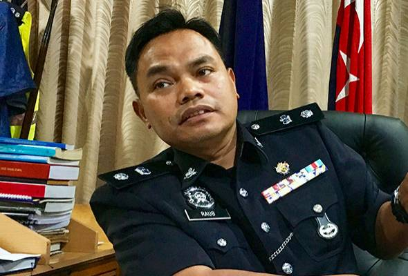 Segamat district police chief Supt Raub Selamat