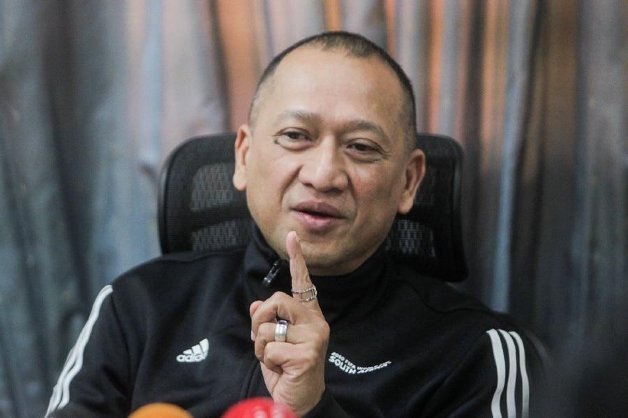 Datuk Seri Nazri Aziz