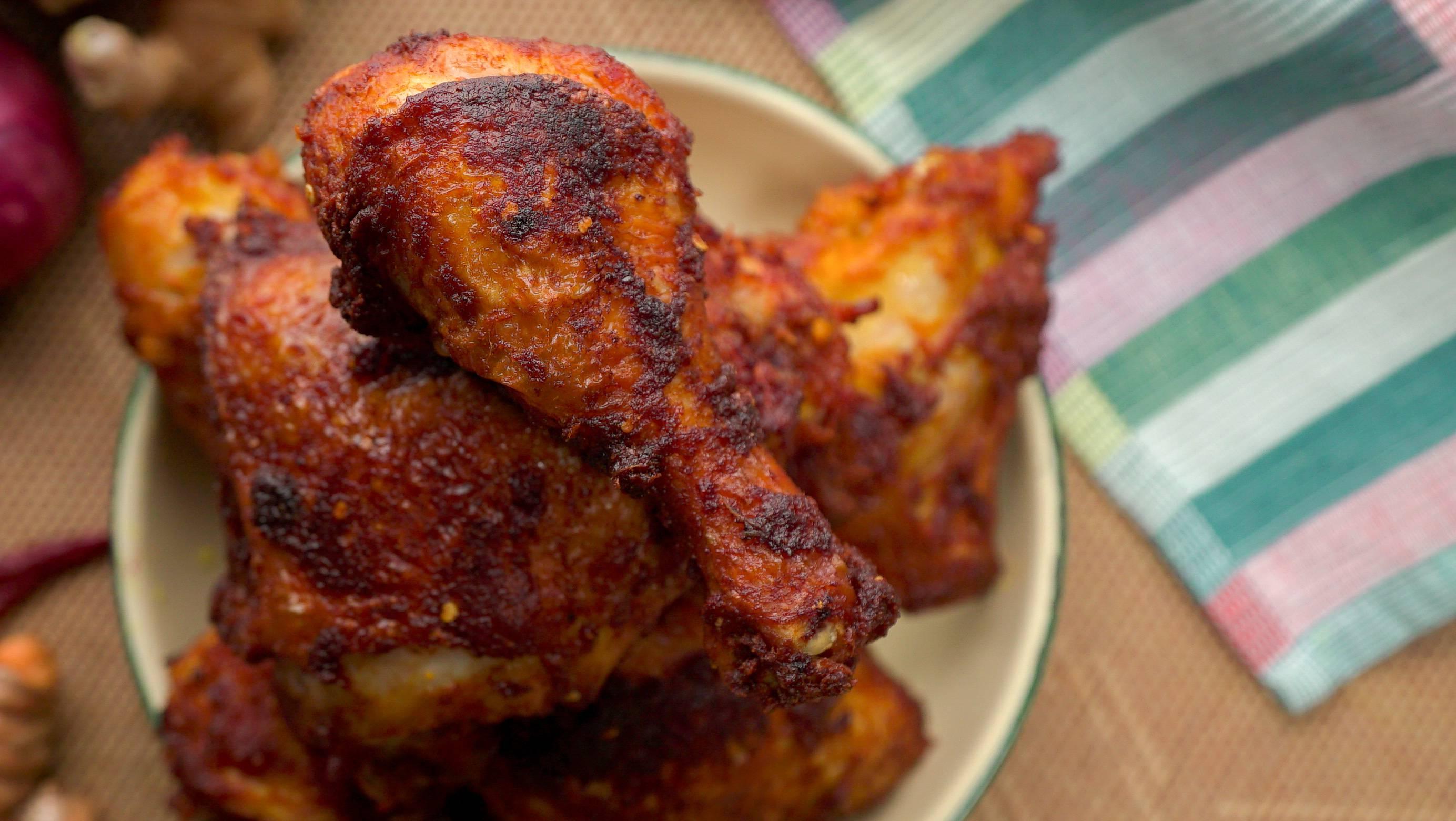 Resepi Ayam Goreng Kunyit | Seismik Makan