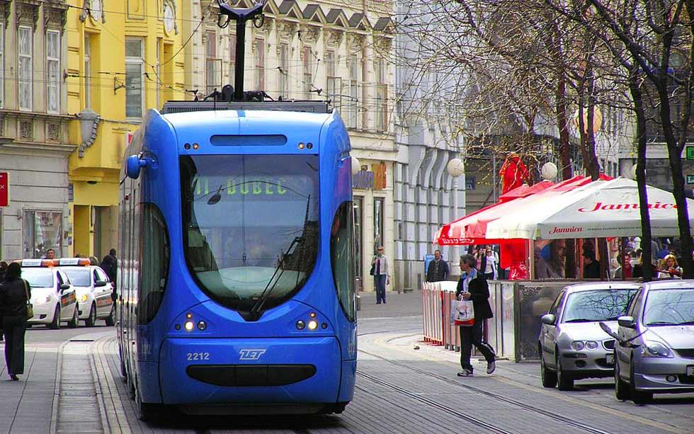 Zagreb Electric Tram (ZET)