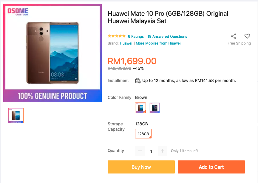Image from Lazada