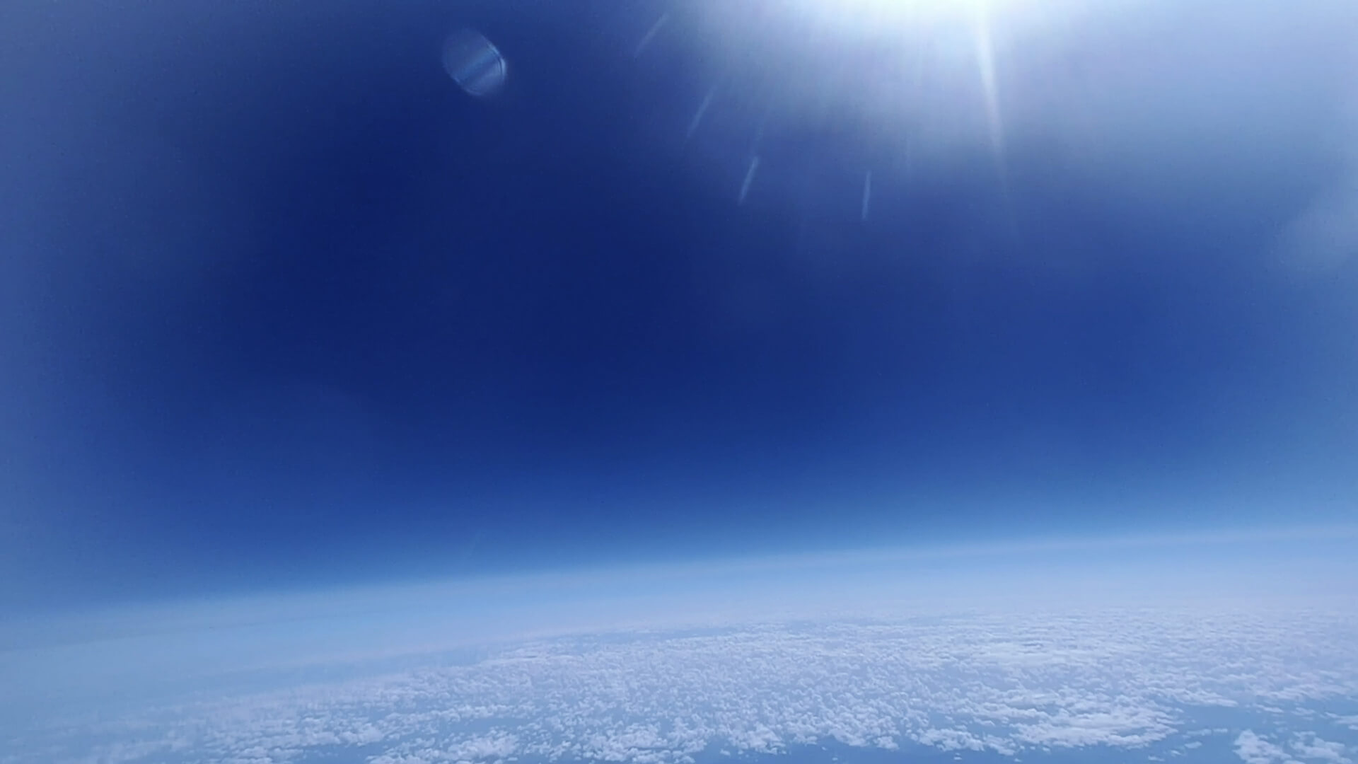 Altitude: 90,000 ft