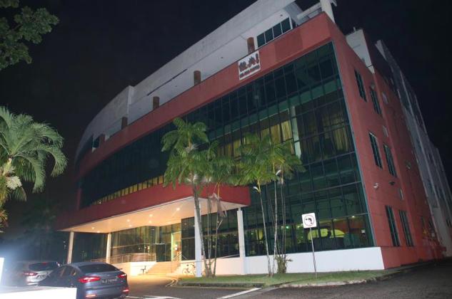 International Furniture Centre in Sungei Kadut Loop.
