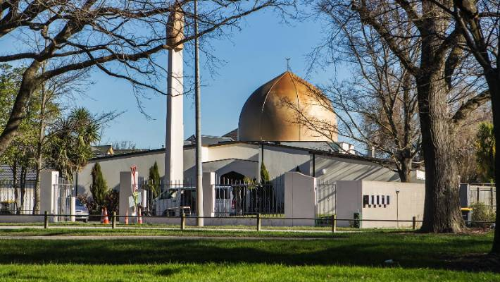 Masjid Al Noor di Deans Ave
