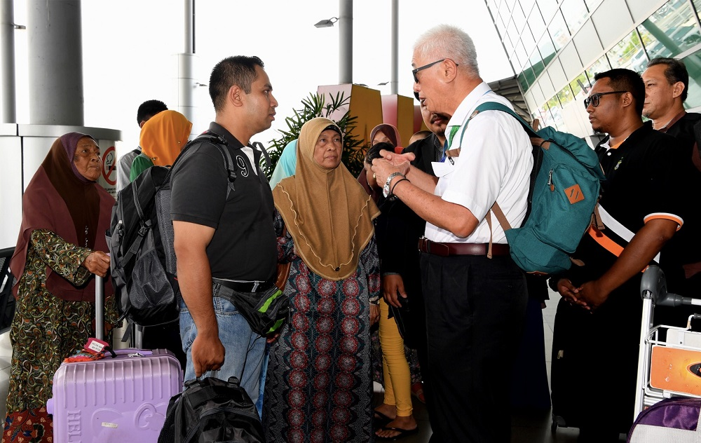 Penang Welfare, Caring Community and Environment Committee chairman Phee Boon Poh flew to Christchurch on 18 March.