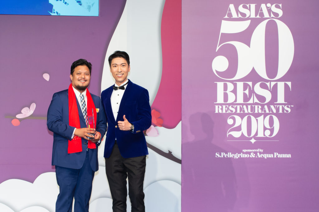 Founder and chef Darren Teoh