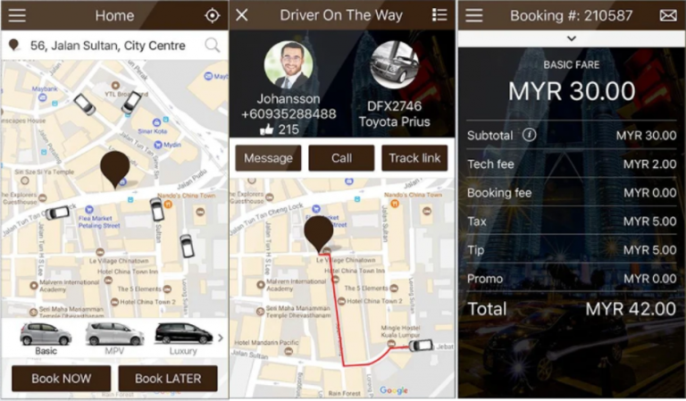 How Does Uber Pay Their Drivers >> 5 Alternative Ride-Hailing Apps You Can Use In Malaysia Instead Of Grab