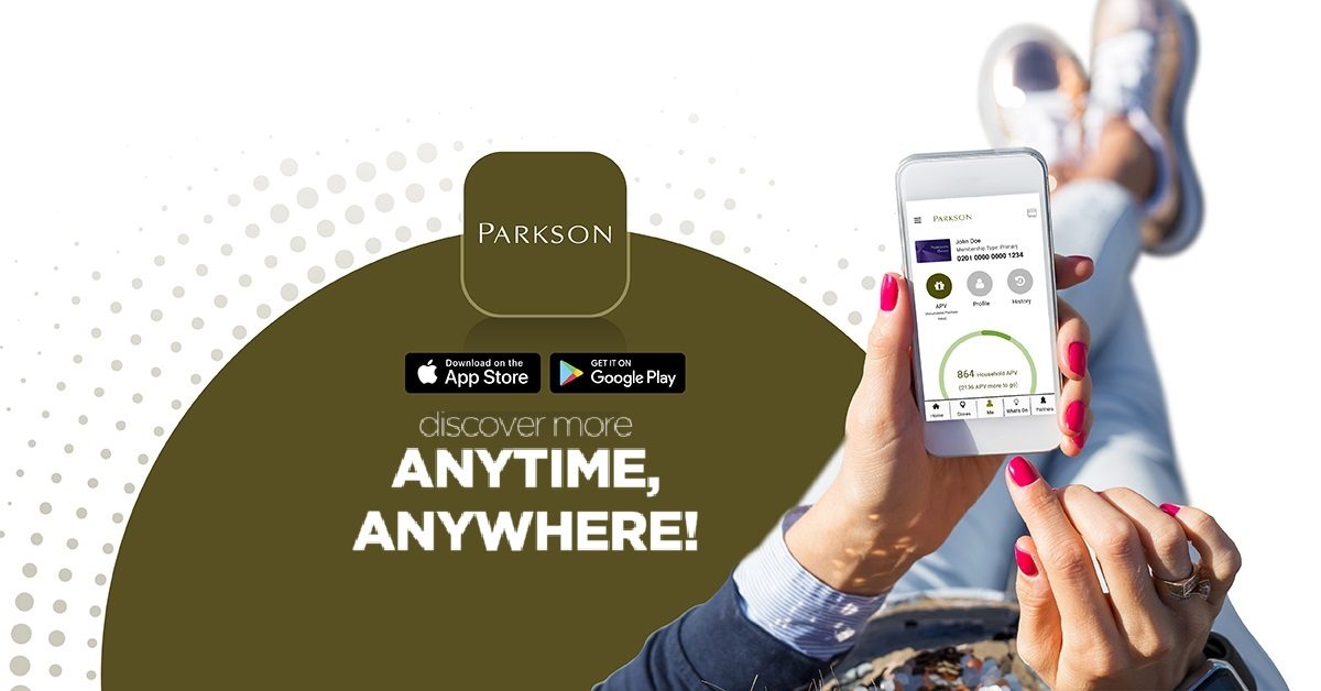 Image from Parkson Malaysia