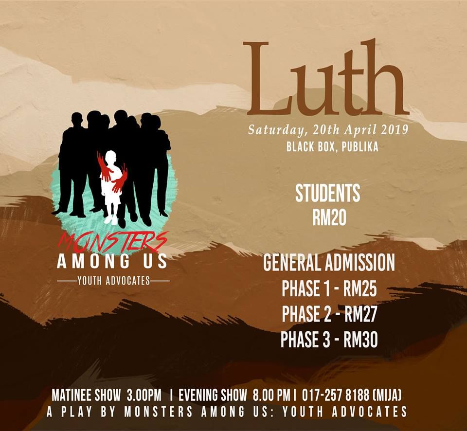 Image from LUTH Theatre/Facebook