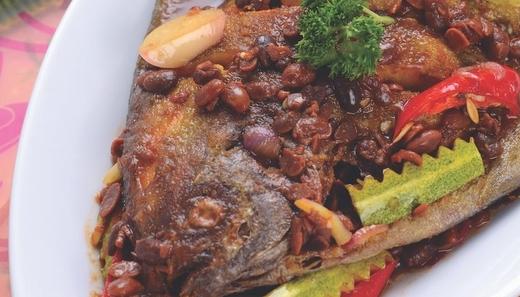 Ikan Masak Taucu MyResipi Chef Hanieliza