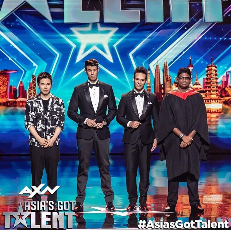Image from Instagram Asia's Got Talent