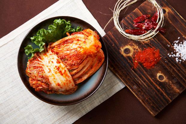 Kimchi probiotics