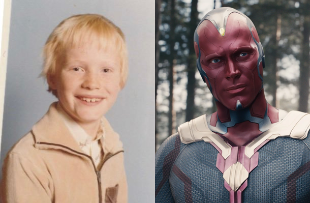 Image from Twitter @Paul_Bettany / Marvel Studios