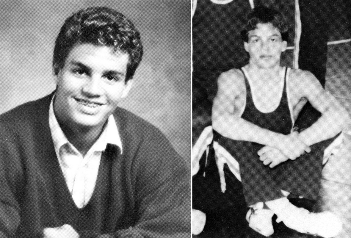 Image from Instagram @markruffalo / Seth Poppel / Yearbook Library / Entertainment Weekly
