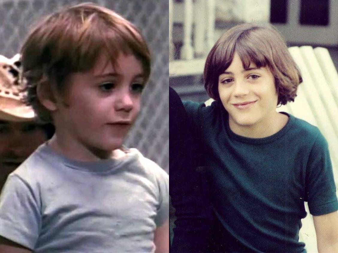 Robert Downey Jr young childhood