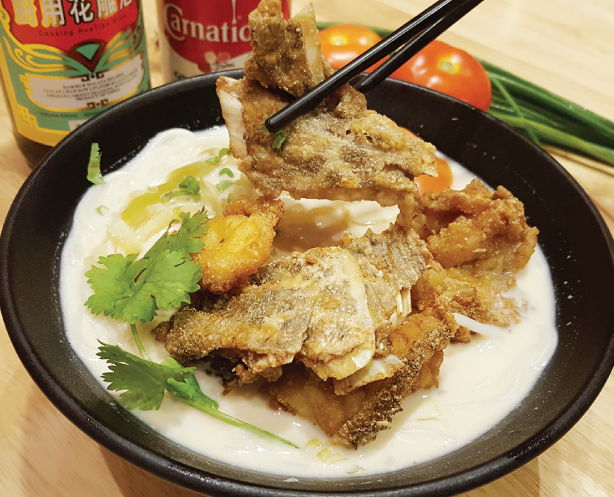 Enjoy the Buy 3 Free 1 deal at Mr Fish Fishhead Noodle Restaurant.