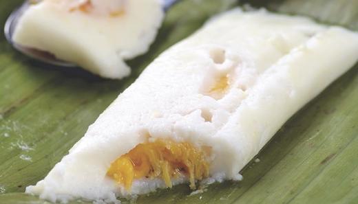 Kuih Nagasari MyResipi Chef Hanieliza
