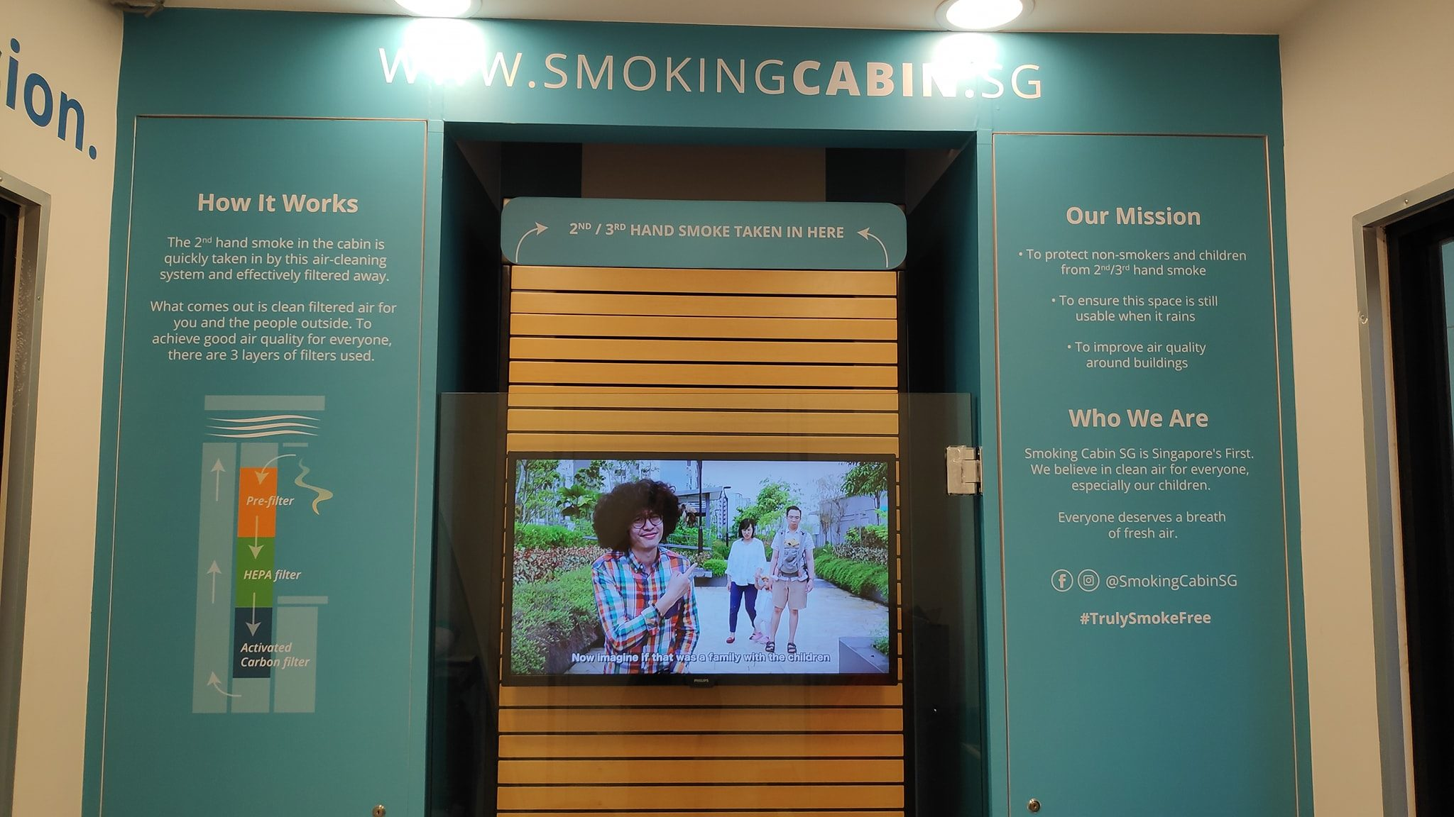 Image from Smoking Cabin SG/Facebook