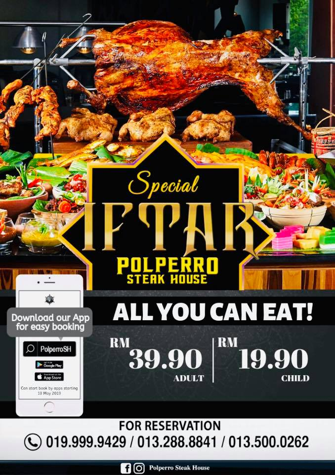 Image via Facebook Polperro Steak House Seksyen 13
