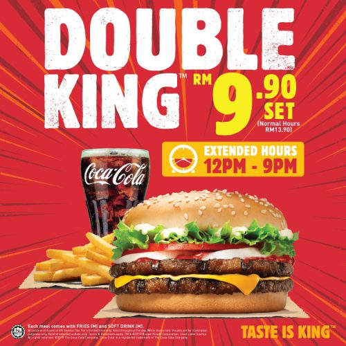 Image from Burger King