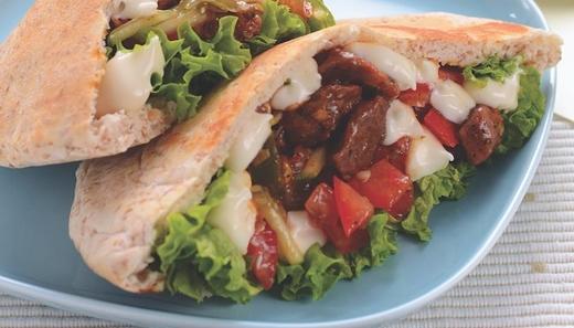 Kebab Kambing MyResipi Chef Hanieliza