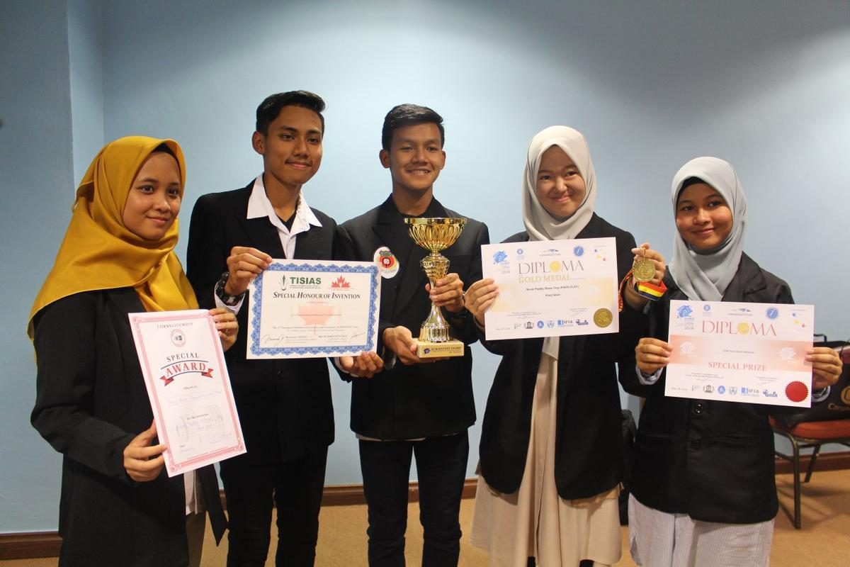 Image from SMK Panji Alam, Kuala Terengganu/Facebook