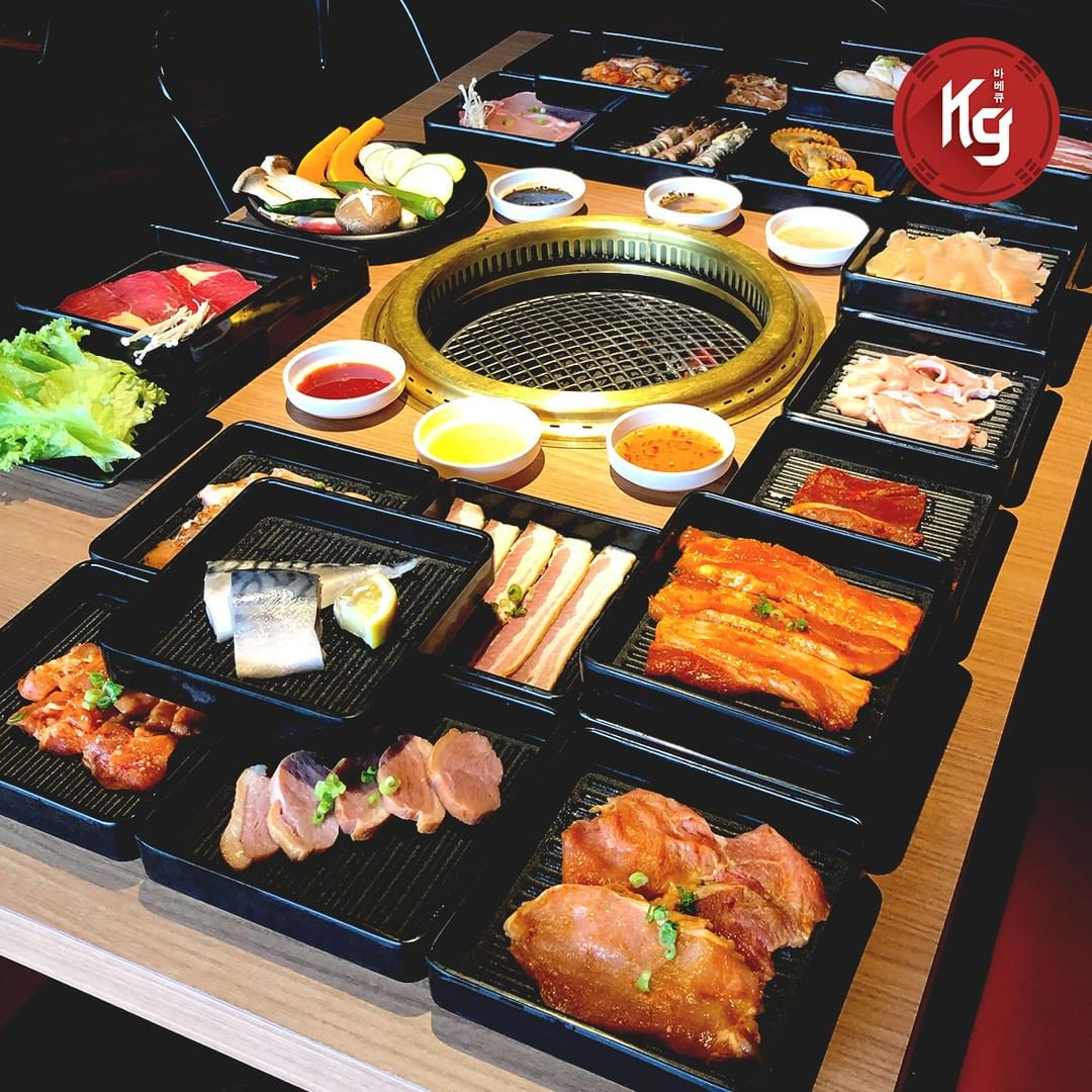 Image from @kgkoreanbbq