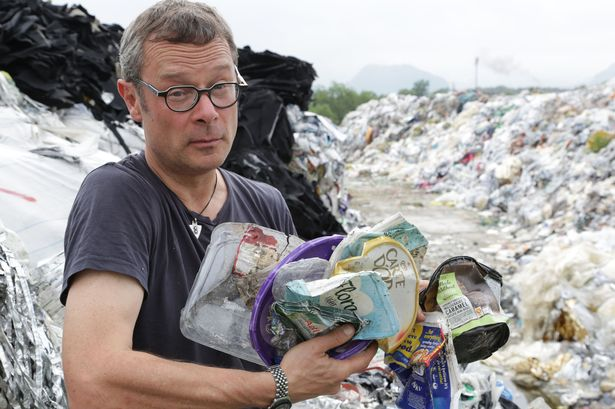 Celebrity chef and television personality Hugh Fearnley-Whittingstall.