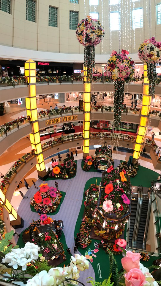 Image from Facebook Sunway Pyramid