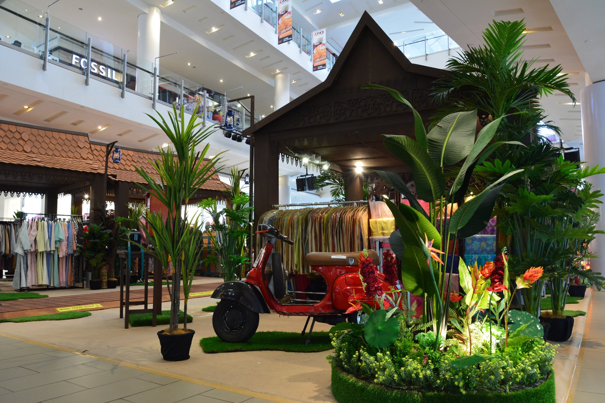 Image from Facebook Setia City Mall