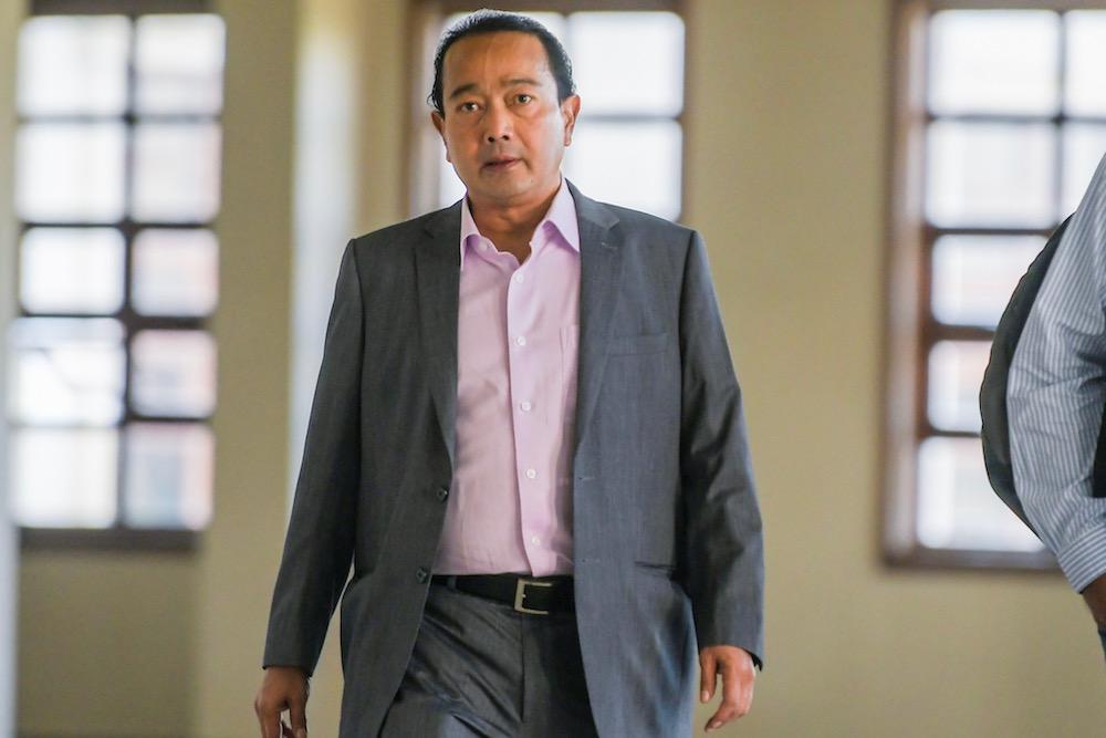 Datuk Dr. Shamsul Anwar Sulaiman